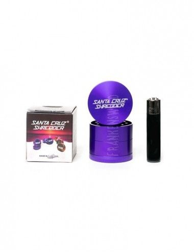 Santa Cruz Shredder 4-piece Medium - Morado Gloss