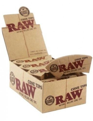 RAW Tips Cone Maestro Box