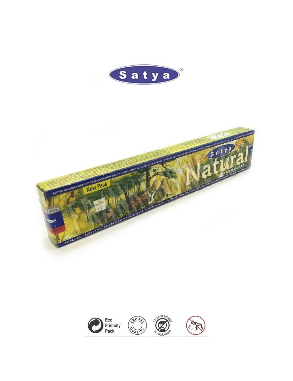 Natural - Satya Sai Baba - Incense Sticks