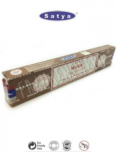 Musk - Satya Sai Baba - Incense Sticks