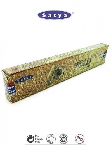 Gold - Satya Sai Baba - Incense Sticks