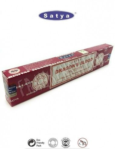 Dragon's Blood - Satya Sai Baba - Incense Sticks