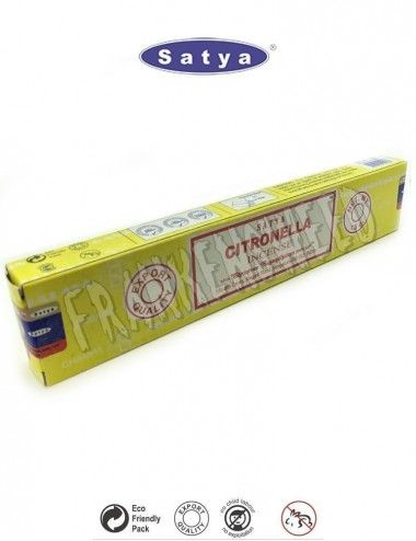 Citronella - Satya Sai Baba - Incense Sticks