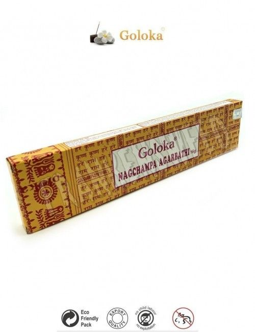 Agarbathi Nagchampa - Goloka - Incense Sticks