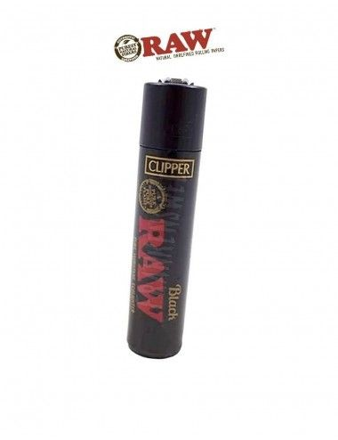 Clipper RAW BLACK