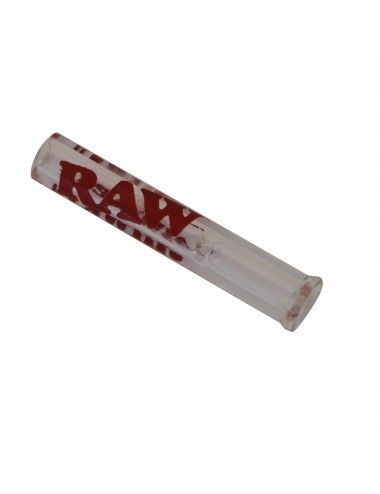 RAW Glass Tip - Slim Round