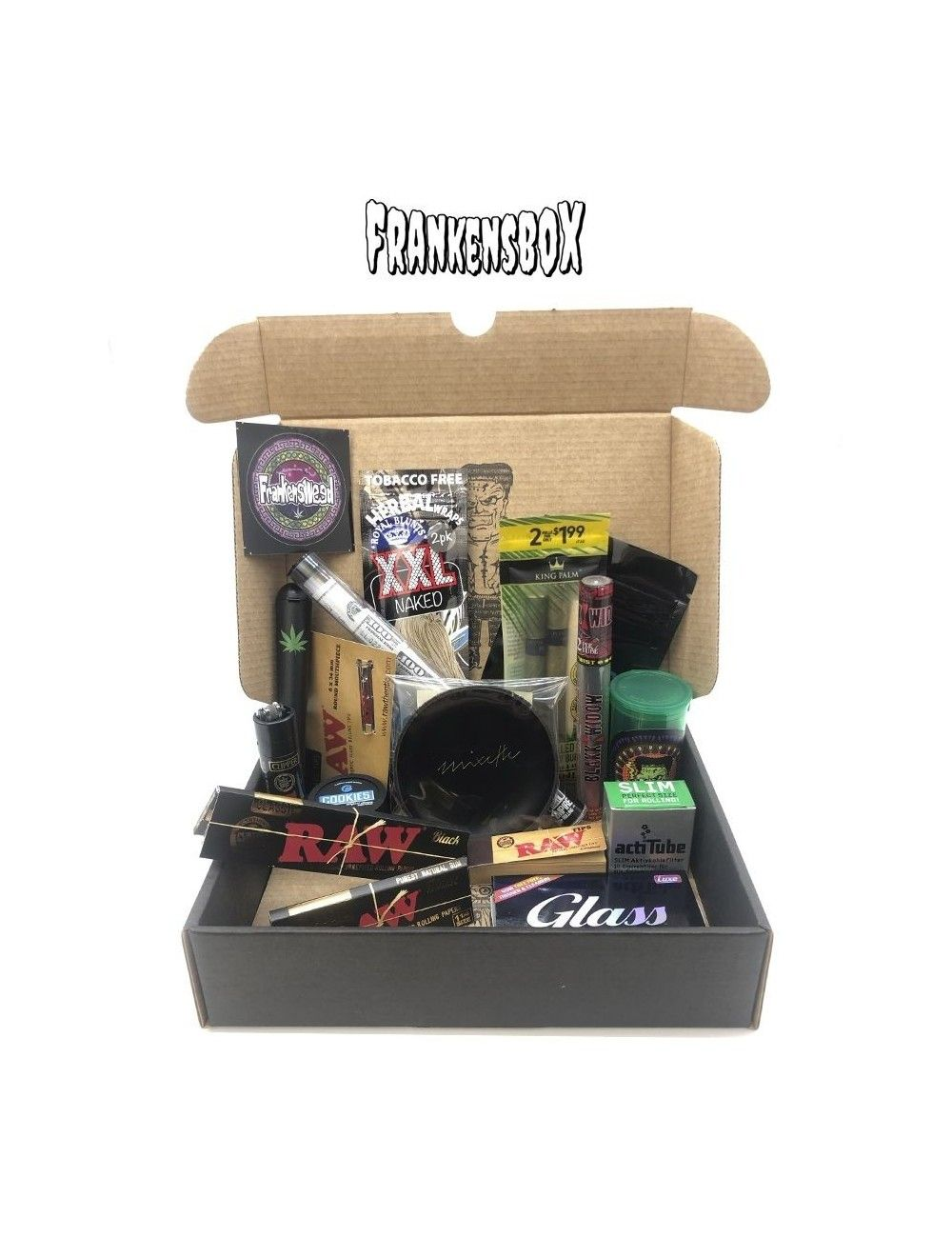 The BlackoWeed Frankensbox