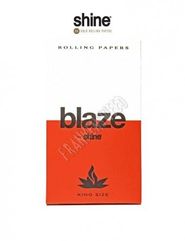 Comprar en España Blaze Hemp Rolling Papers by Shine, en Frankensweed Shop