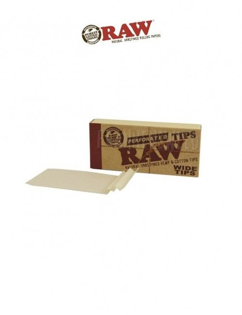 Comprar Caja de boquillas RAW Tips Wide en Frankensweed Shop Online, España.