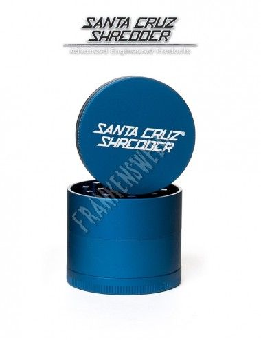 Santa Cruz Shredder 4-piece Medium - Blue Matte