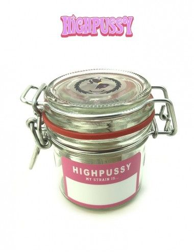 HighPussy Jar 4oz - RetroHigh