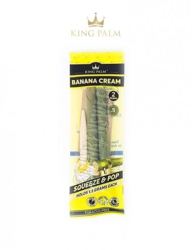 King Palm Banana Cream - 2...