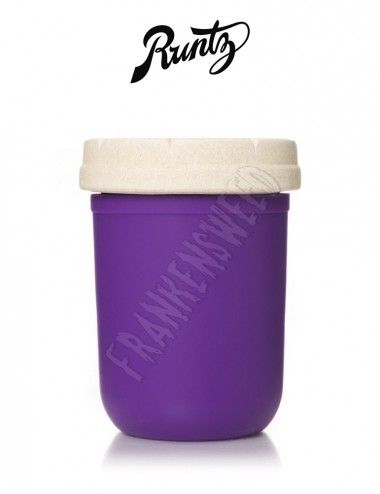 White Runtz x Re:Stash Jar 8oz