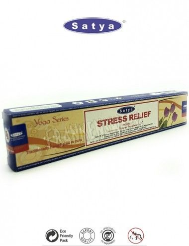 Stress Relief Yoga Serie -...