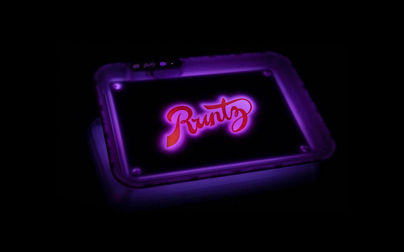 Glow Tray x Runtz