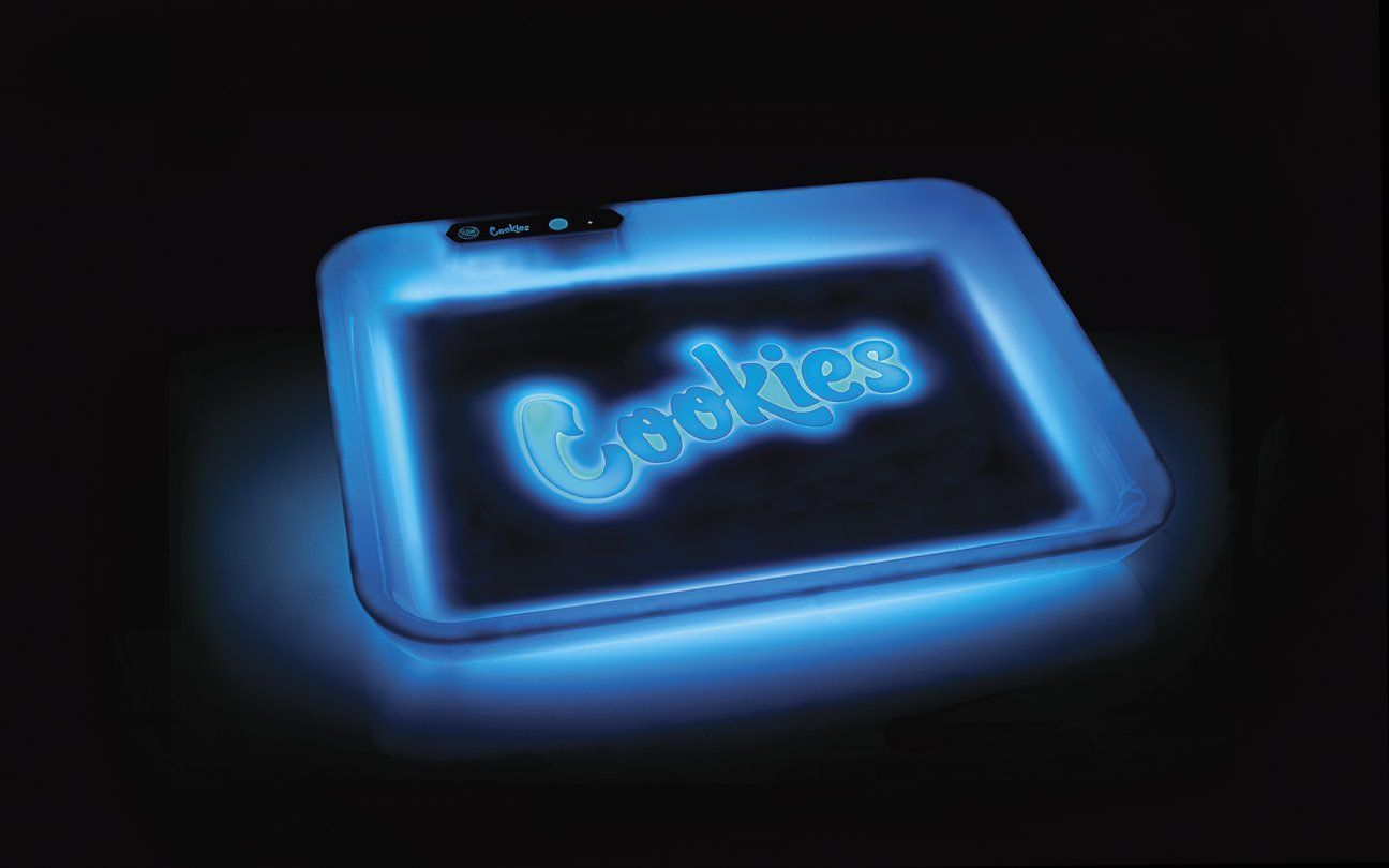 Glow Tray x Cookies Blue